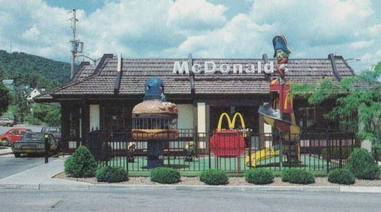Remember when this was the face of mcdonalds? Those were good times.
