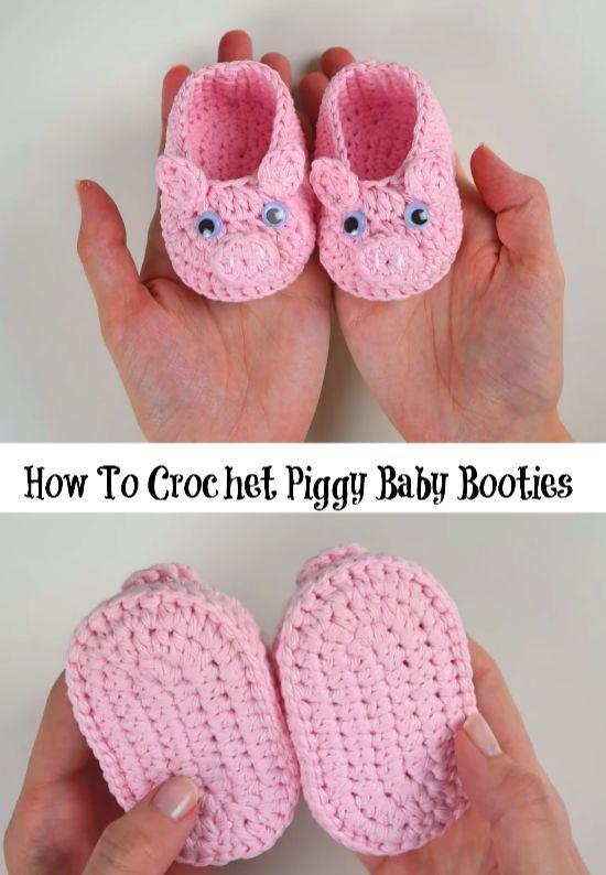 Piggy Booties