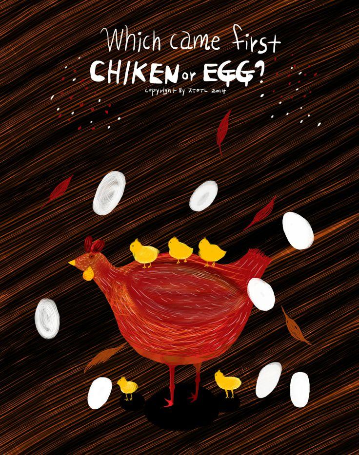 닭과 달걀