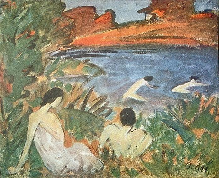 Wohnzimmertisch otto ~ Best mueller otto images expressionism germany