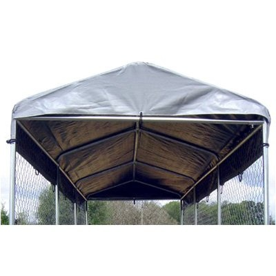 Have to have it. Weatherguard Dog Kennel Cover $84.98
