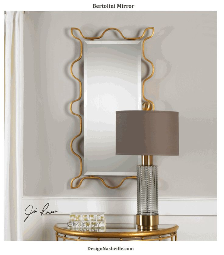Bertolini Transitional Mirror