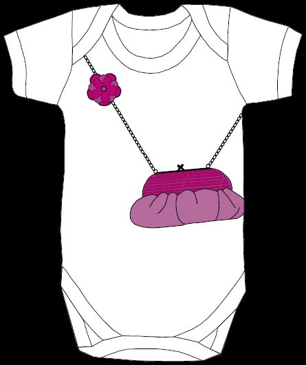 Girl baby grow - Clothing for babies with attitude!