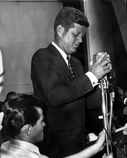 1960. Octobre. JFK                                                                                                                                                                                 Más