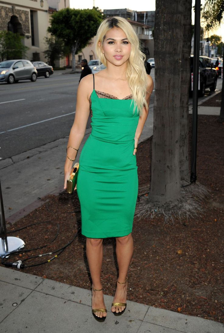 Hayley Kiyoko Legs | Hayley Kiyoko – 2015 ELLE Women In Music Celebration in Hollywood