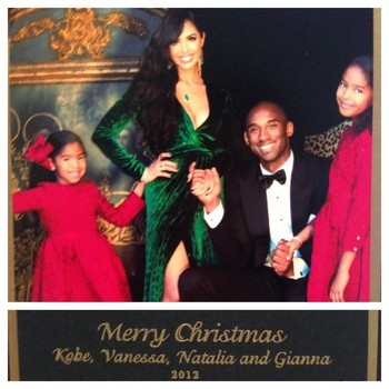Kobe Bryant and wife Vanessa reconcile, call off divorce on Instagram, Facebook #examinercom