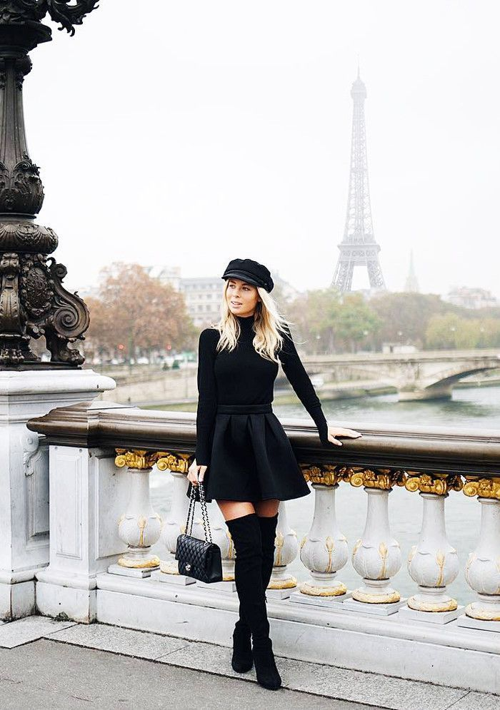 Bored of Beanies? The Hat Style That's Trending This Winter via @WhoWhatWearUK