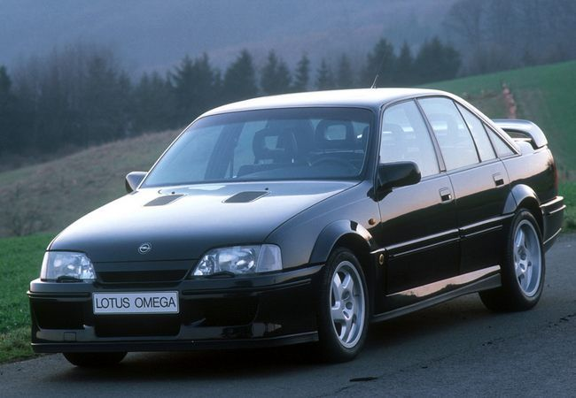 Opel Omega Lotus - 1990/1993 ✏✏✏✏✏✏✏✏✏✏✏✏✏✏✏✏ IDEE CADEAU / CUTE GIFT IDEA  ☞ http://gabyfeeriefr.tumblr.com/archive ✏✏✏✏✏✏✏✏✏✏✏✏✏✏✏✏