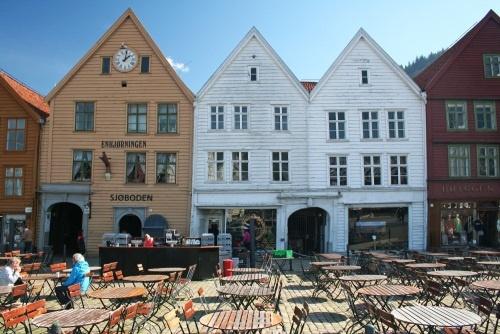 Bryggen Walking Tour