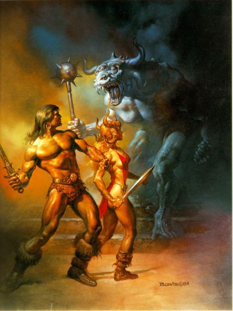 jewellery online Boris Vallejo