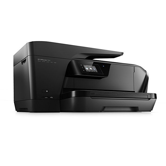 Hp Officejet 7510 Wide Format All In One Printer With Wireless