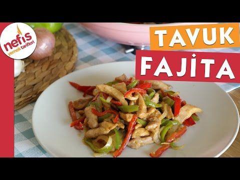 Tavuk Fajita Videosu - Nefis Yemek Tarifleri