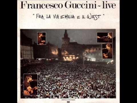 Francesco Guccini Il vecchio e Il bambino (live)