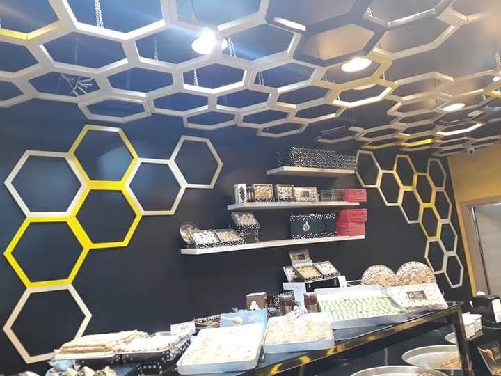 تنفيذ محل حلويات في اسطنبول باشاك شهير Time