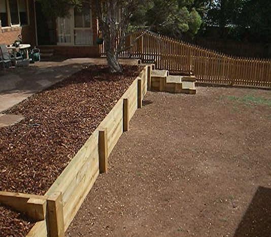 Garden Ideas On Two Levels 15 best garden images on pinterest | backyard ideas, landscaping