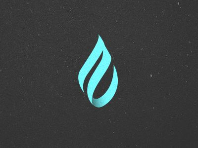 20 Beautiful Water Inspired Logos