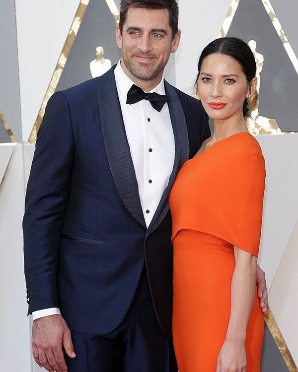 Are Olivia Munn and Aaron Rodgers taking their relationship to the next level as their feud with his family intensifies!? The couple was photographed out on a date Jan. 28, and she was sporting a m…