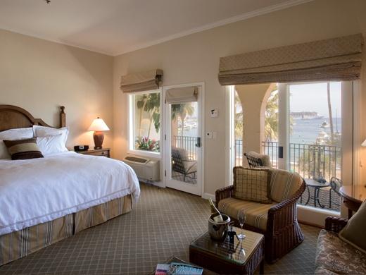 Ocean View Suite At Hotel Vista Del Mar Catalina Island