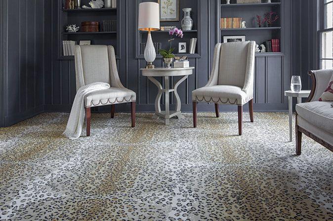 Karastan - My Favorite for M. Closet-Majestic Leopard $6.59 sq ft @ Carpet Den (non contractor price)