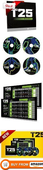 T25 GAMMA DVDS ONLY, You'll get Advanced 25-Minute Workouts and Training Tools:  Rip't Up. Strengthen and streamline your biceps, triceps, shoulders, back, and chest with Shaun's 360° upper-body moves. Extreme Circuit. B..., #Sporting Goods, #Exercise Videos, $79.99 www.beachbodycoach.com/JenCasillas
