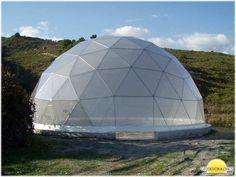 Geodätischen Kuppel die besten 25 geodätischen kuppel treibhaus ideen auf