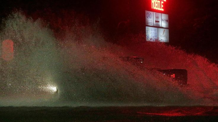 FOX NEWS: Hurricane Nate unleashes flooding power outages on Gulf Coast