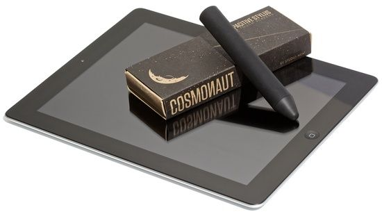 The Cosmonaut stylus for touchscreens