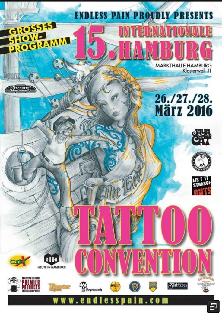 15.international Hamburg tattoo convention