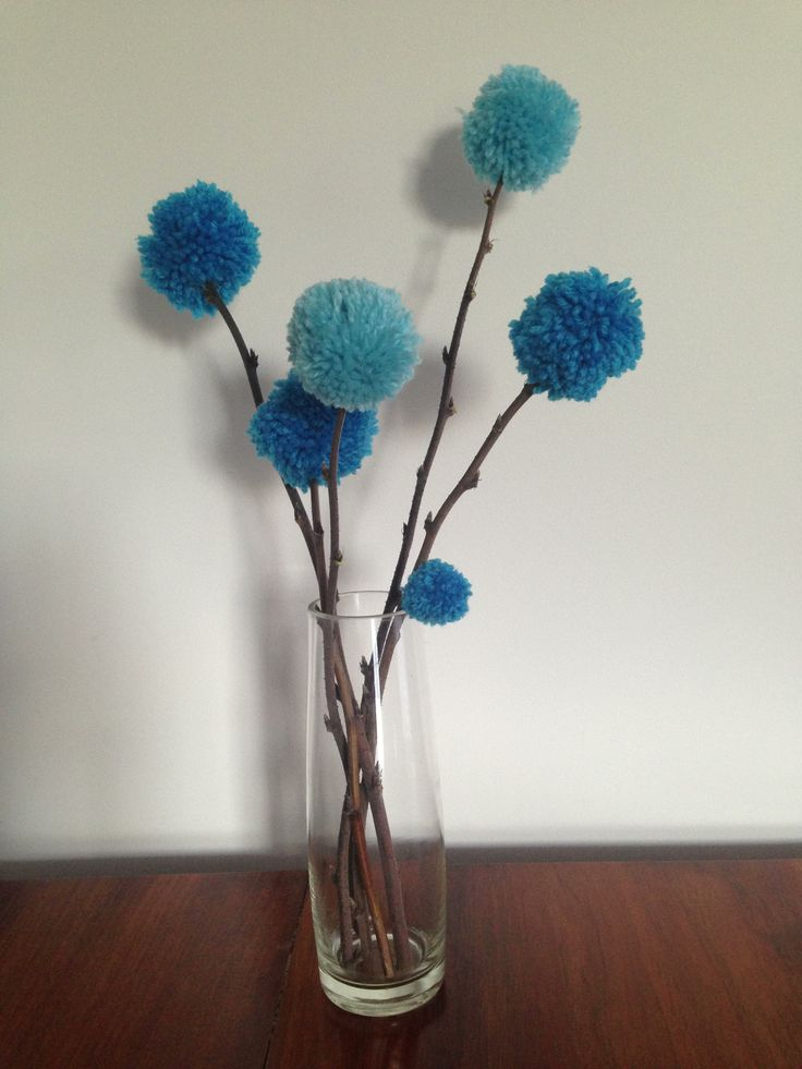 That feeling when you have a sudden urge to make a pom pom...