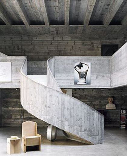 Best Spot The Difference Concrete Spiral Staircase Design 400 x 300