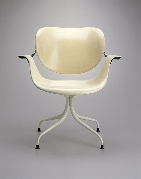 George Nelson for Herman Miller: DAA Chair, 1958.