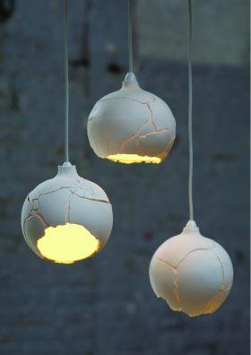 Sculptural Pendant Lights from Hayden Youlley Design