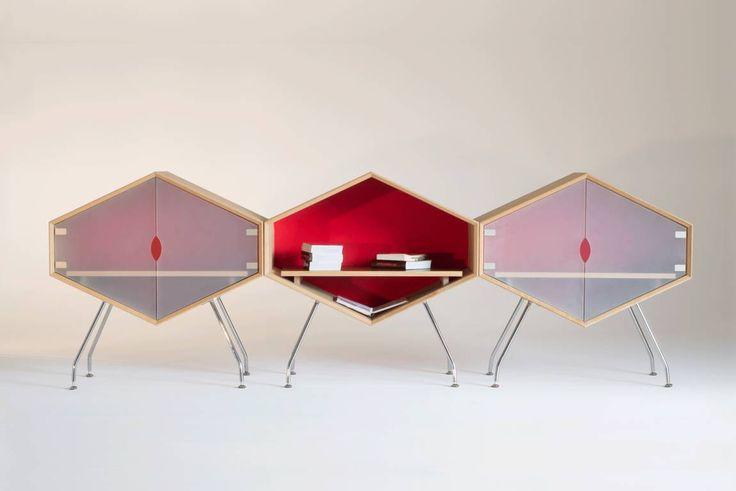 MISSION: il mobile contenitore componibile di Bottega Progetto | Arredare con stile