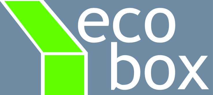 logotipo , ecobox