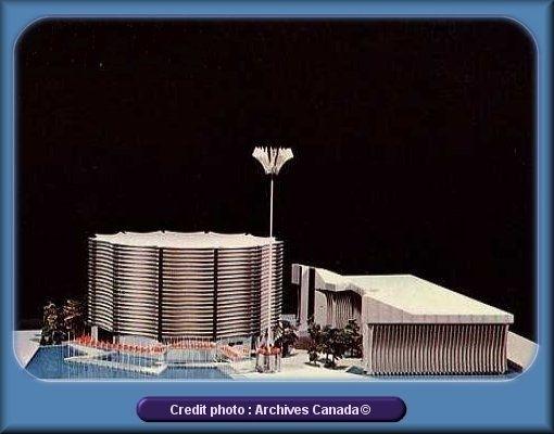 Pavillon du Canadien Pacifique