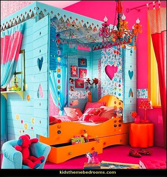 GYPSY STYLE-boho themed decorating ideas