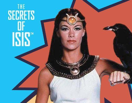 Isis: Amazons Instant, Childhood Memories, Isis 1975 1976, 70S, Mighty Isis, Amazons With, Instant Videos, The Secret, Isis Sources