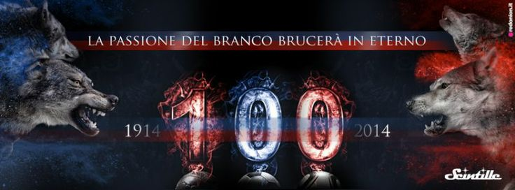 Cover FB centenario Cosenza Calcio