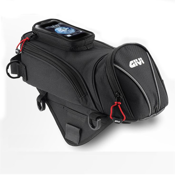 Givi EA106 Low Profile Tank Bag With Magnets