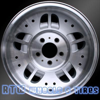 """Ford Explorer wheels for sale 1993-1995. 15"""" Sparkle Silver OEM rims 3071 - http://www.rtwwheels.com/store/shop/ford-explorer-wheels-for-sale-1993-1995-15-sparkle-silver-rims-3071/"""