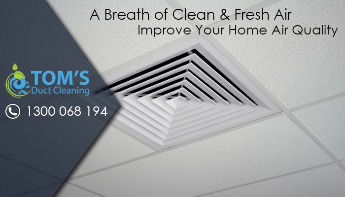 Toms Duct Cleaning Australia Provides Best Ducted Heating And