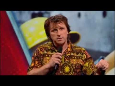 Milton Jones Mock the Week Compilation