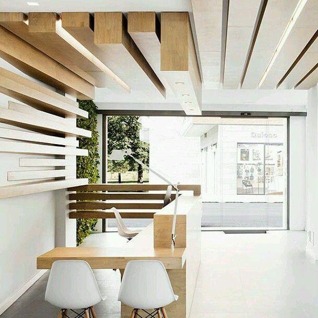 Las 25 mejores ideas sobre paredes paneles de madera en for Ideas para techos interiores