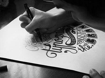 Typography  by Bratus ™
