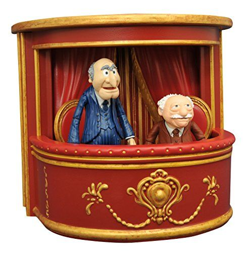 Diamond Select Toys The Muppets: Statler & Waldorf Select... https://www.amazon.com/dp/B01EJKQFH8/ref=cm_sw_r_pi_dp_x_0d3kyb58JTTEY