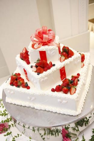 ウエディングケーキ - Google 検索