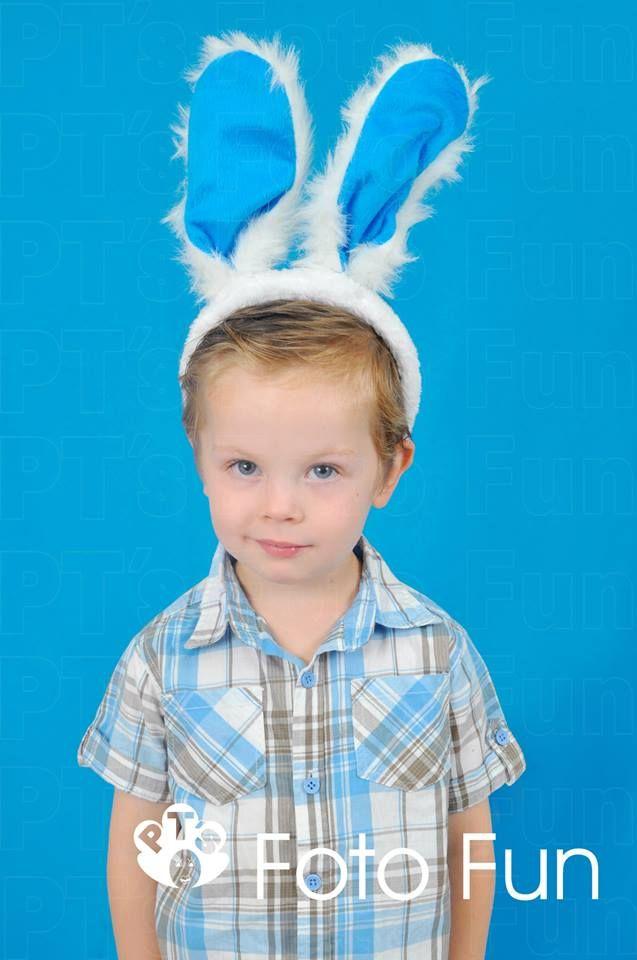 Easter bunny sweet boy