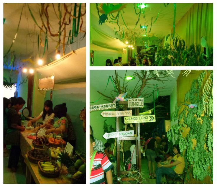 2013 Bazaar KEGA idea : The Jungle part 1