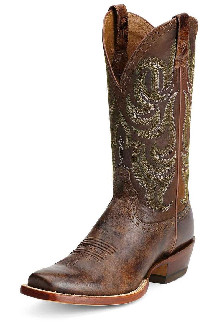 "Ariat Men's Cowboy Boots on sale! Buy now! Exclusive #discount code ""QUICKSHIP"" saves 20% more than #sale price. Selling out!"