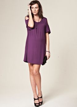 Spring Racing Dresses for Pregnant Women